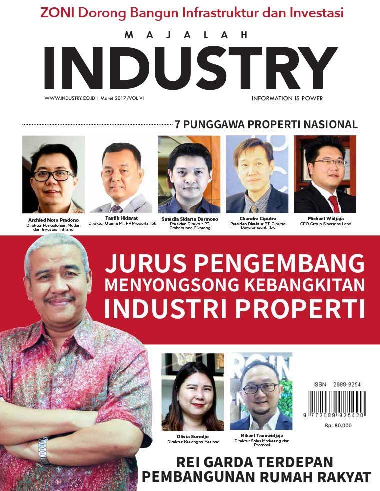 Majalah Digital INDONESIAN INDUSTRY Maret 2017