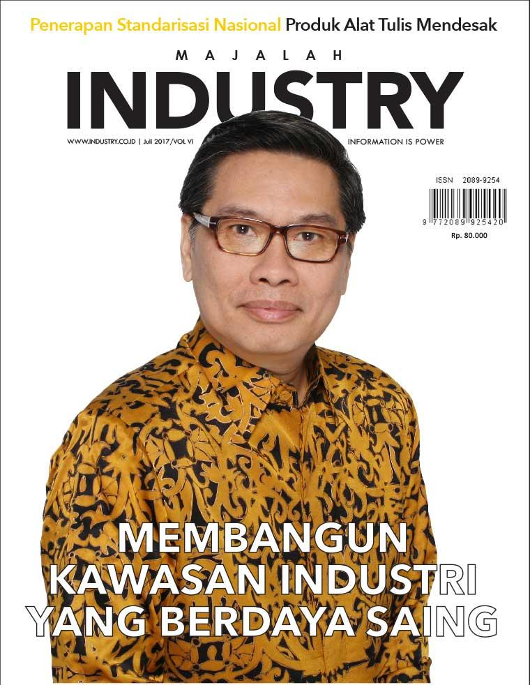 Majalah Digital INDONESIAN INDUSTRY Juli 2017