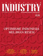 Cover Majalah INDONESIAN INDUSTRY Juli 2015