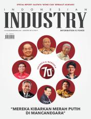 INDONESIAN INDUSTRY Magazine Cover August 2015