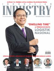 Cover Majalah INDONESIAN INDUSTRY Oktober 2015
