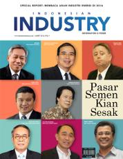 INDONESIAN INDUSTRY Magazine Cover March 2016