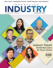 Cover Majalah INDONESIAN INDUSTRY April 2016