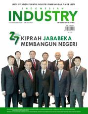 Cover Majalah INDONESIAN INDUSTRY Juni 2016