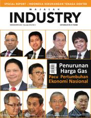 Cover Majalah INDONESIAN INDUSTRY November 2016