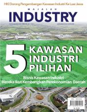Cover Majalah INDONESIAN INDUSTRY Februari 2017