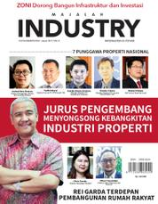 INDONESIAN INDUSTRY Magazine Cover March 2017