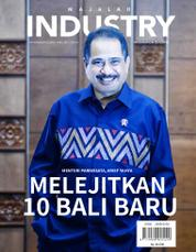 Cover Majalah INDONESIAN INDUSTRY April 2017