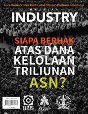 Cover Majalah INDONESIAN INDUSTRY Mei 2017