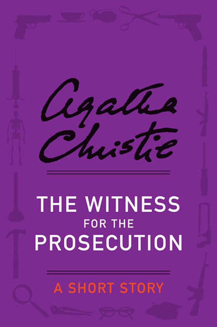an analysis of crime and investigation in the witness for the prosecution by agatha christie The witness for the prosecution essay examples 1 total result an analysis of crime and investigation in the witness for the prosecution by agatha christie.
