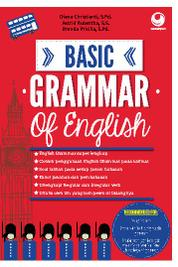 Cover Basic Grammar of English oleh Astrid Robertha