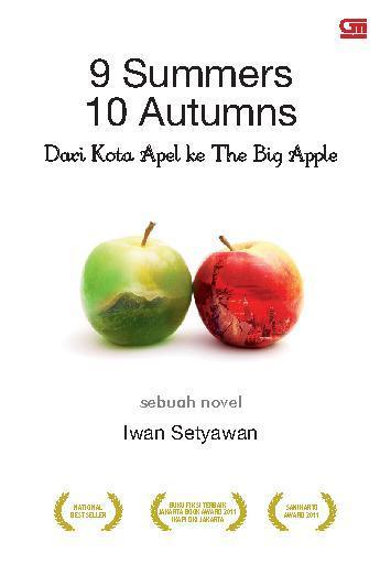 Buku Digital 9 Summers 10 Autumns oleh Iwan Setyawan