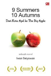 Cover 9 Summers 10 Autumns oleh