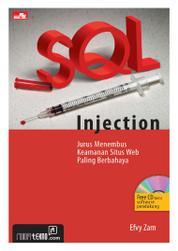 SQL Injection by Efvy Zam Cover