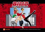 Cover Bimo Satria Monyong Vol 1 oleh