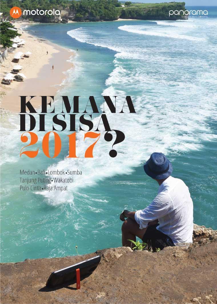 PANORAMA Booklet Digital Magazine Kemana di sisa 2017 ?