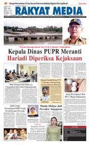 RAKYAT MEDIA Cover 19 September 2017