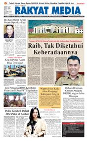 RAKYAT MEDIA Cover 02 October 2017