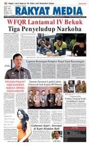 RAKYAT MEDIA Cover 24 October 2017