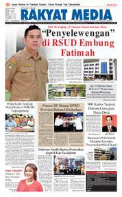 RAKYAT MEDIA Cover 01 November 2017