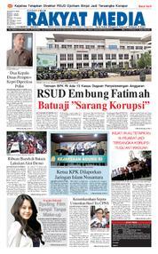 RAKYAT MEDIA Cover 11 November 2017