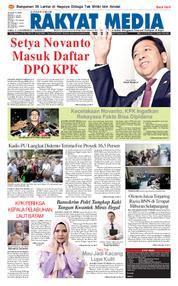 RAKYAT MEDIA Cover 18 November 2017