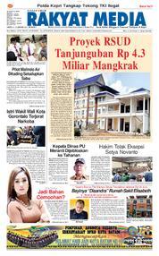 RAKYAT MEDIA Cover 08 January 2018