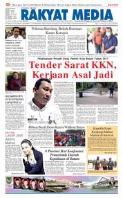 RAKYAT MEDIA Cover 01 February 2018