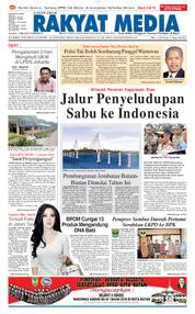 RAKYAT MEDIA Cover 12 March 2018