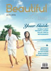 Beautiful Bali Magazine Cover 2015–2016