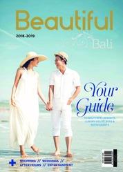 Beautiful Bali Magazine Cover