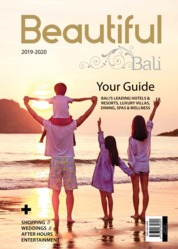 Beautiful Bali Magazine Cover 2019-2020