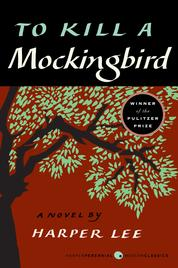 To Kill a Mockingbird by Harper Lee Cover