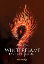 Cover Vandaria Saga: Winterflame oleh