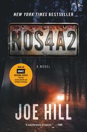 NOS4A2 by Joe Hill Cover