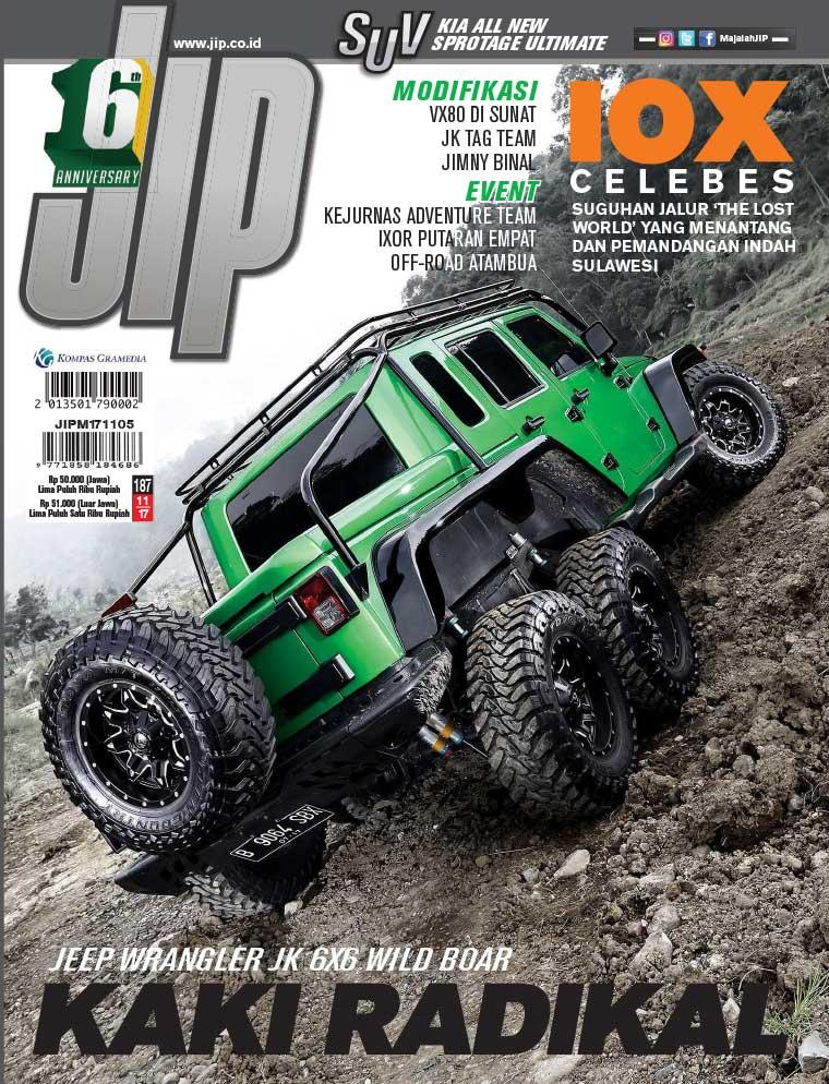 JIP Digital Magazine ED 187 2017
