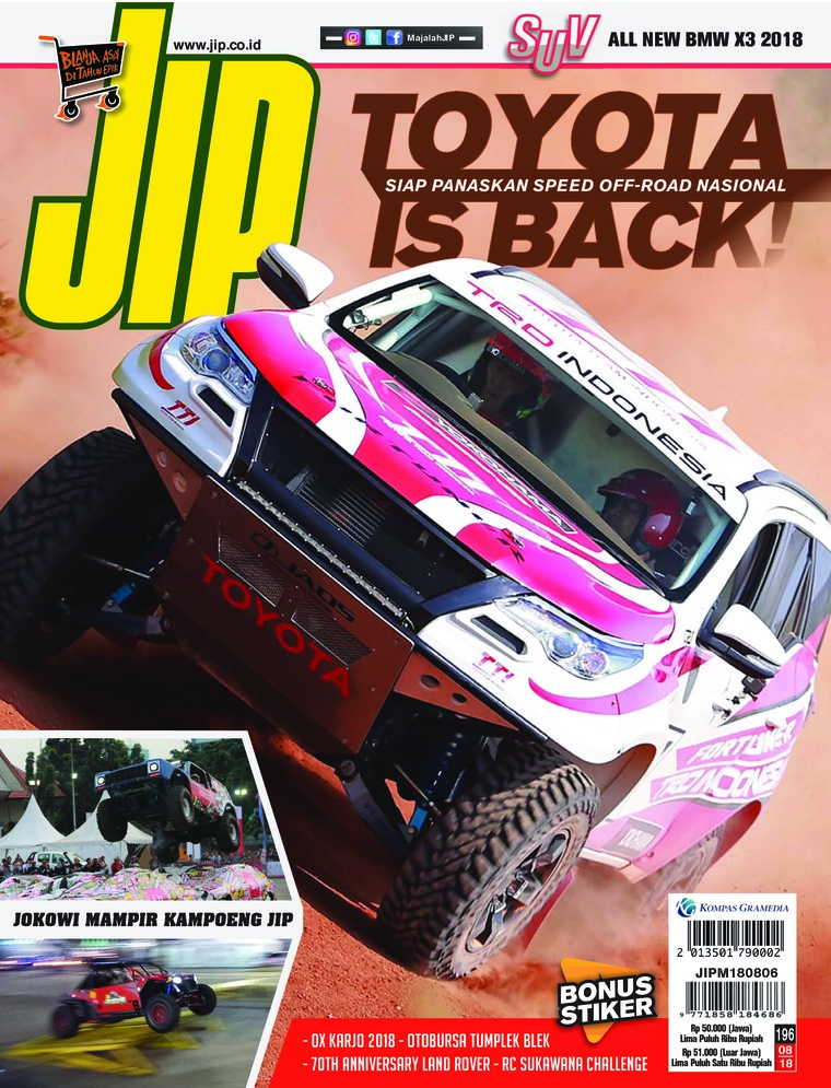 Majalah Digital JIP ED 196 Agustus 2018