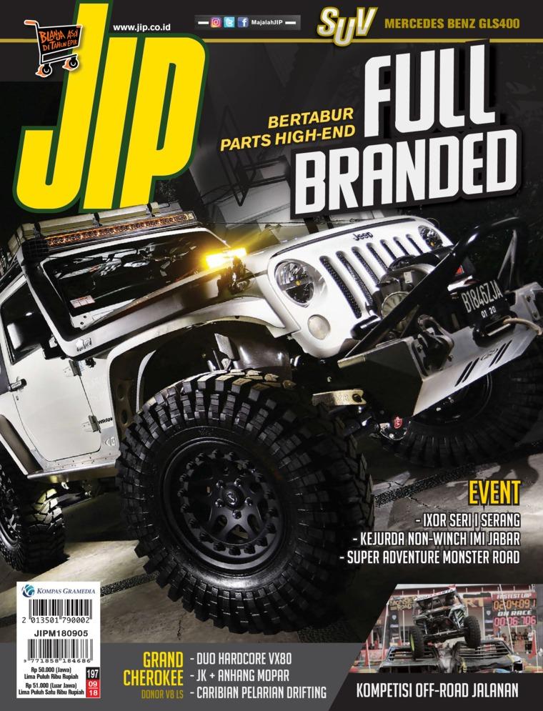 Majalah Digital JIP ED 197 September 2018