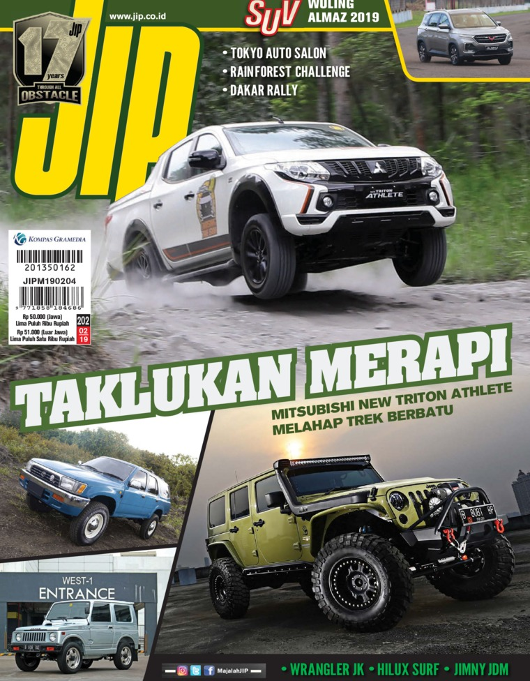 JIP Digital Magazine ED 202 February 2019