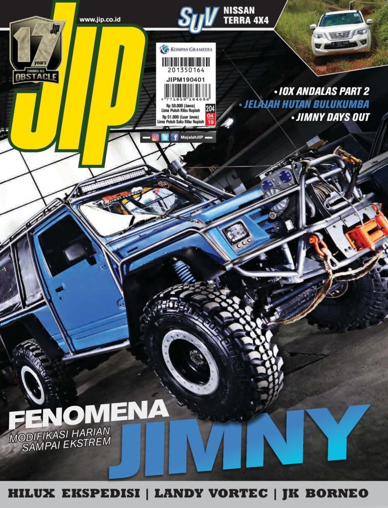 JIP Digital Magazine ED 204 April 2019