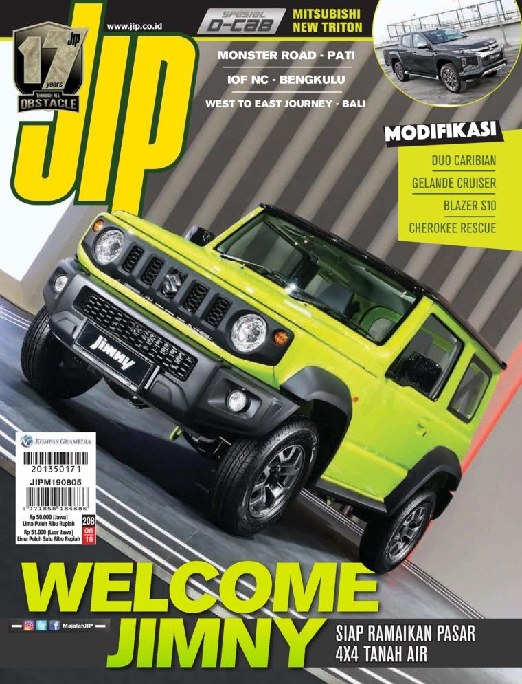 Majalah Digital JIP ED 208 Agustus 2019