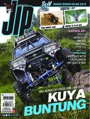 Cover Majalah JIP ED 192 2018
