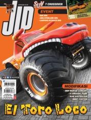 JIP Magazine Cover ED 193 2018