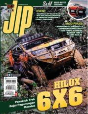 Cover Majalah JIP ED 194 Juni 2018