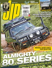 JIP Magazine Cover