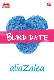 Cover Blind Date (Cover Baru) oleh Alia Zalea