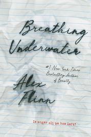 Cover Breathing Underwater oleh Alex Flinn