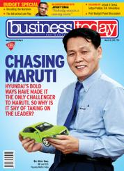 Business today Magazine Cover