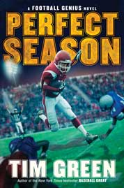 Perfect Season by Tim Green Cover