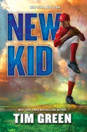 New Kid by Tim Green Cover